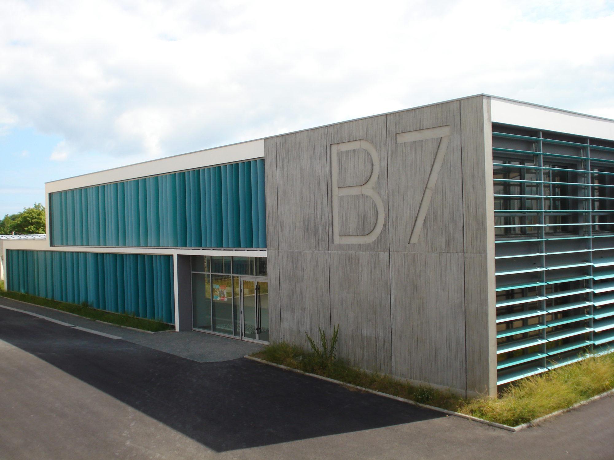 Bâtiment CFA Côtes d'Armor