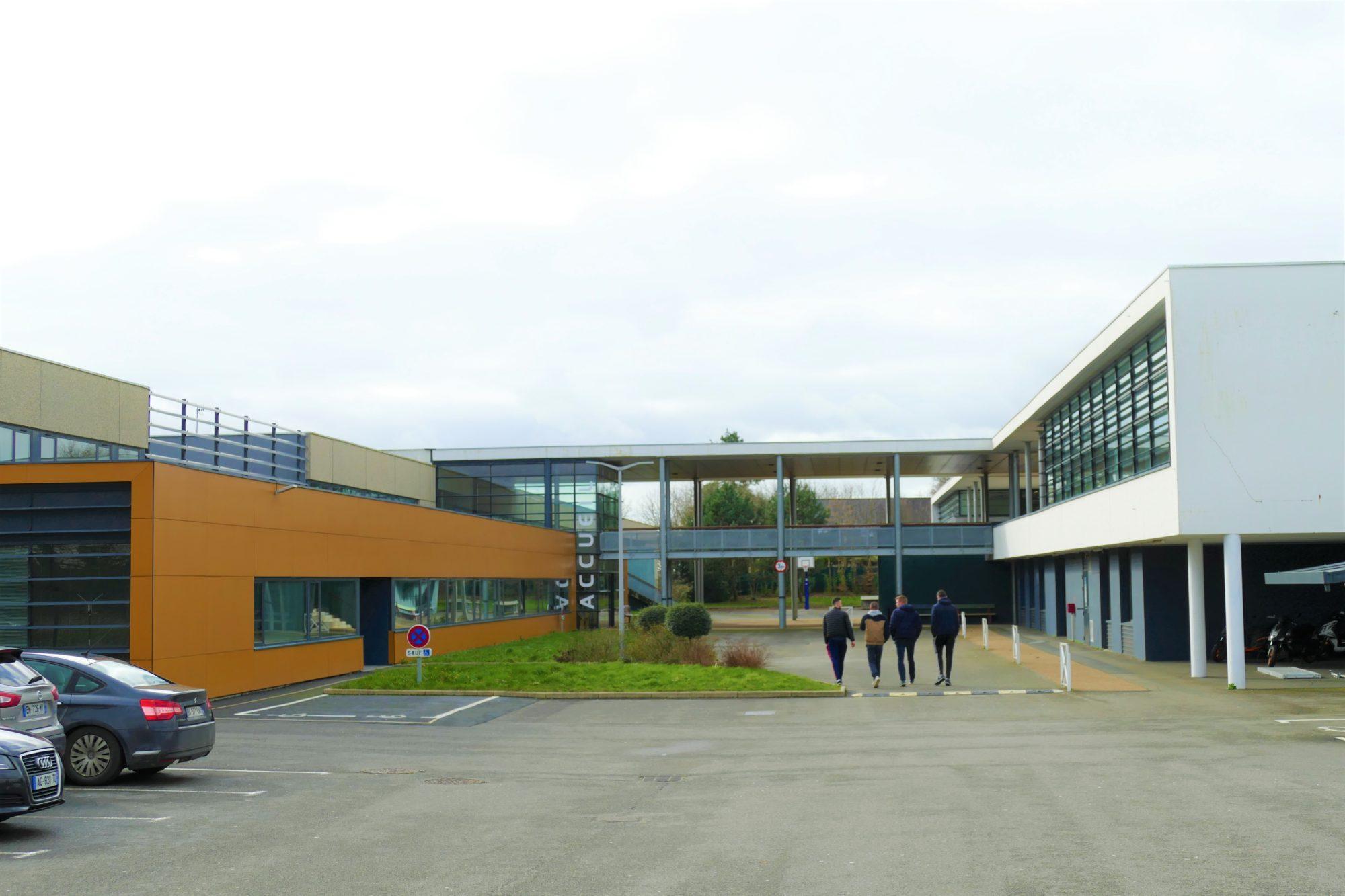 Bâtiment CFA Finistère