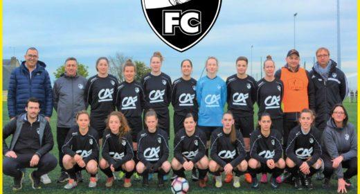 Equipe féminine de foot de Plérin