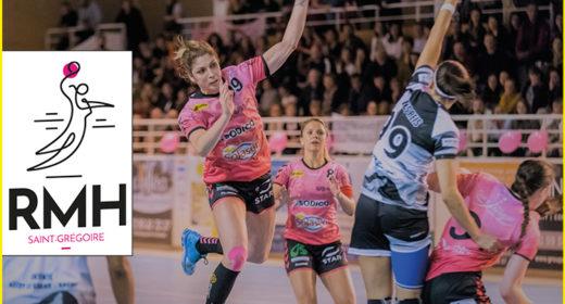 équipe féminine de handball St Grégoire