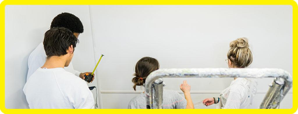 Apprentis Peintre